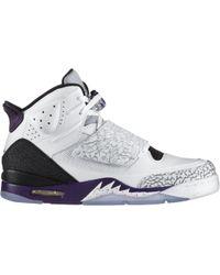 7c7e0f5eab06 Lyst - Nike Jordan Son Of Mars Low Casual Trainers in Black for Men