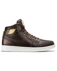 best website fe2d2 8cacf Nike - 1 Retro Pinnacle Baroque Brown - Lyst