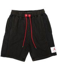 8e41ce6574326c Lyst - Nike Jordan Flight Basketball Shorts in Black for Men