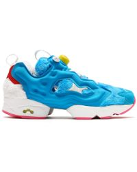 d8758fb67b6f Reebok - Instapump Fury Packer Shoes X Atmos Doraemon - Lyst