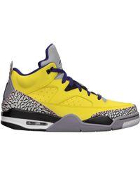 9c82c48308adb2 Lyst - Nike Air Jordan Son Of Mars Low Sneakers in Red for Men
