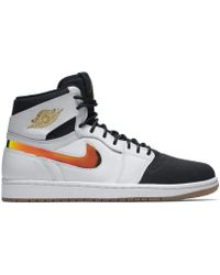 super popular e6cdd d9594 Nike - 1 Retro Nouveau Dunk From Above - Lyst