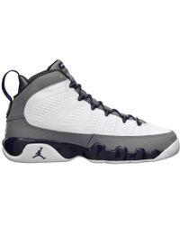 59210f2c0976 Lyst - Nike Air Jordan 12 Retro Gg Metallic Silver purple Basketball ...