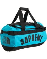 68b5254561 The North Face 'base Camp' Duffel Bag in Gray for Men - Lyst