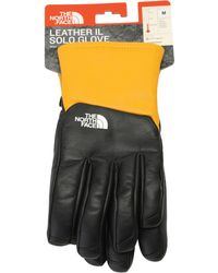 14d94f245957e7 Supreme Vanson Leather X-ray Gloves Red in Red for Men - Lyst