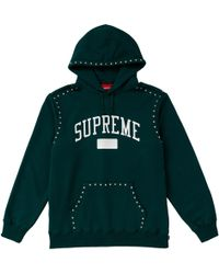 e0128bf3 Supreme Champion Sherpa Lined Hooded Jacket 'fw 17' in Red for Men - Lyst