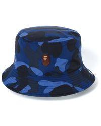 1b02007f A Bathing Ape Big Ape Head Knit Cap in Black for Men - Lyst