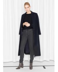 & Other Stories - Denim Trousers - Lyst