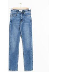 & Other Stories - Denim Jeans - Lyst