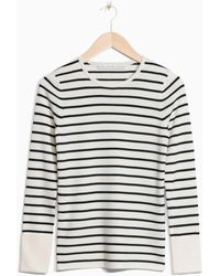 & Other Stories - Nautical Jumper - Lyst