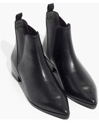 & Other Stories - Leather Chelsea Boots - Lyst