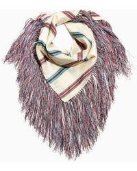 & Other Stories - Fringe Scarf - Lyst