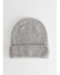 & Other Stories - Soft Knit Beanie - Lyst