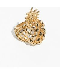 & Other Stories - Pineapple Ring - Lyst