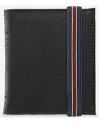 Stradivarius - Wallet With Striped Band - Lyst