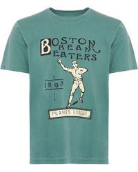 Ebbets Field Flannels - Boston Beaneaters 1890 - Lyst