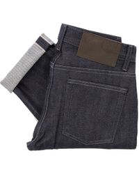 Naked & Famous - Naked And Famous Weird Guy Selvedge Denim 011083 - Lyst