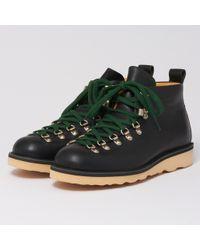 Fracap - Navy M120 Scarponcino Boots - Lyst