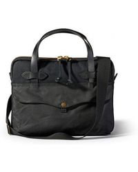 Filson - Tablet Briefcase - Black - Lyst