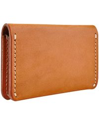 Red Wing - Vegetable-tanned Leather Card Holder - Lyst