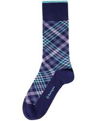 Burlington - Cadogan Socks - Purple - Lyst