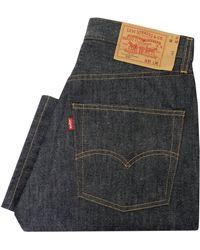 Levi's - Levi's Vintage 1976 501 Shrink To Fit Rigid Denim Jeans 26408-0000 - Lyst
