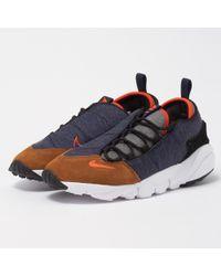 Nike - Obsidian Air Footscape Nm - Lyst