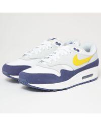 15a5b819e0dd Lyst - Nike Air Vrtx  17 Pure Platinum soar Soar Running Shoe 10 Men ...