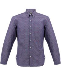 Oliver Spencer - New York Special Aldford Chambray Shirt - Lyst