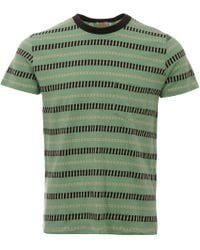 a1a7d2cd9480 WOOD WOOD Mint W.w. Box Logo T Shirt for Men - Lyst
