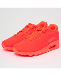 Nike - Bright Crimson Air Max 90 Ultra Moire - Lyst