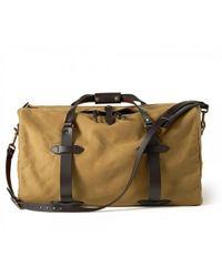 Filson - Small Duffle Bag - Tan - Lyst
