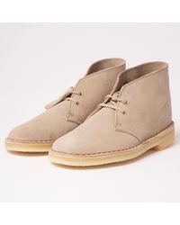 Clarks - Desert Boot - Lyst
