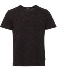 Calvin Klein - Perfect Black Janeps Heathered Jersey - Lyst