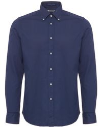 B.D. Baggies - Bd Baggies Dexter Blue Pin Cord Shirt - Lyst