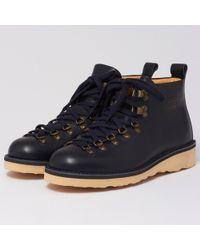 Fracap - M120 Scarponcino Boots - Navy - Lyst