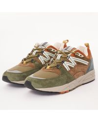 Karhu - Fusion Suede And Mesh Trainers - Lyst