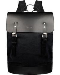 Sandqvist - Blue Hege Backpack - Lyst