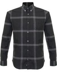 Matíníque - Trostol Black Check Shirt - Lyst