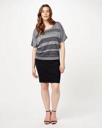 Studio 8 - Riley Double Layer Dress - Lyst