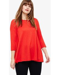 Studio 8 - Molly Slub Top - Lyst