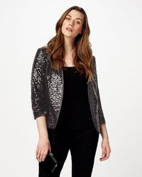 Studio 8 - Brooke Sequin Jacket - Lyst