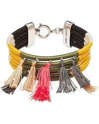 Étoile Isabel Marant - Bracelet With Tassels - Lyst