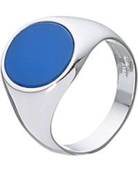Maison Margiela - Silver Ring - Lyst