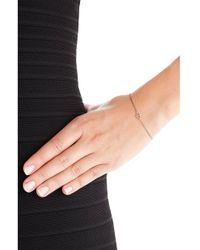 Lito - 14-karat Gold And Diamond Bracelet - Lyst