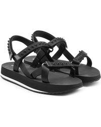 DSquared² - Stud Embellished Sandals - Lyst