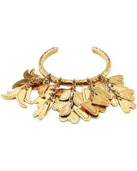Chloé - Gold-tone Bracelet - Lyst