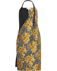 Public School - Printed Wrap Dress - Lyst