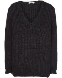 Closed - Pullover With Alpaca And Wool - Lyst