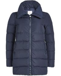 Moncler - Quilted Down Coat - Lyst